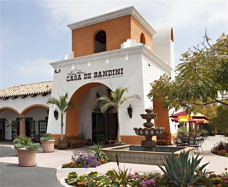 Casa de Bandini Mexican Restaurant Carlsbad