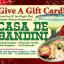 Casa de Bandini Gift Cards