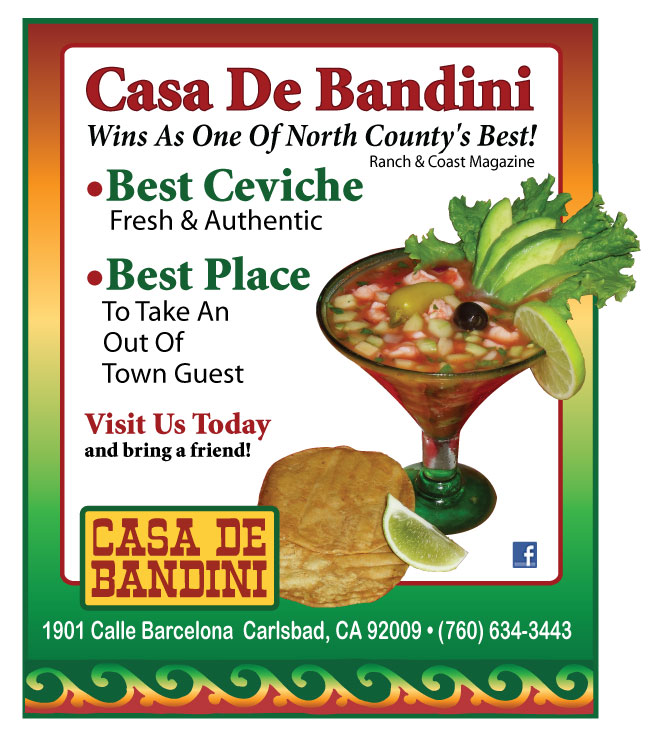 Casa de Bandini Best Ceviche