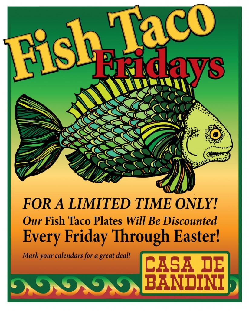 Fish Taco Fridays