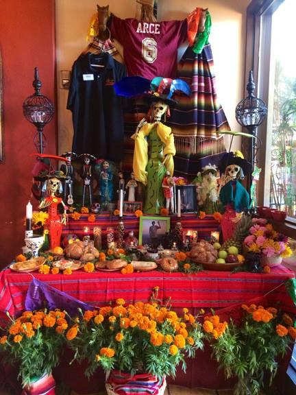 Casa de Bandini Altar