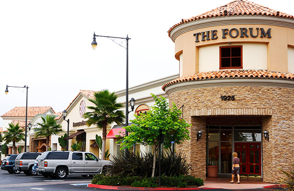 The Forum Carlsbad, photo from VisitCarlsbad.com