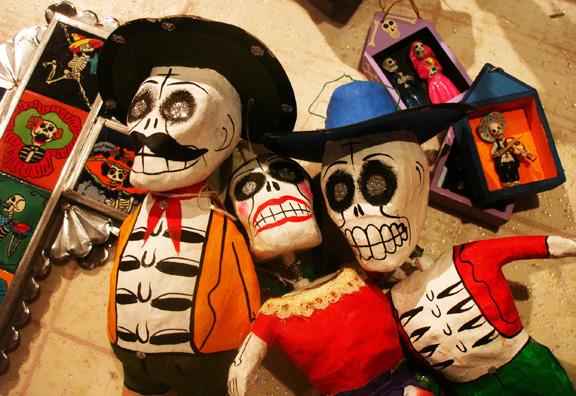 Dia de los Muertos at Casa de Bandini