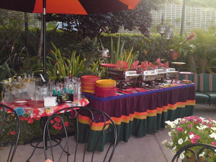 bandini banquet