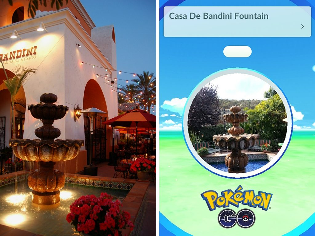 San Diego PokeStop - Casa de Bandini